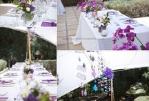 Decor: Purple meets Japan / by Real Simple Photography