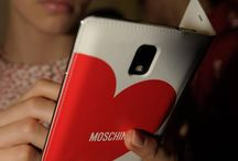 Moschino for Samsung! / Moschino and Samsung Mobile announced a partnership to launch a brand new series of GALAXY Note 3 accessories / by Moschino