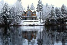 Lodge life / by Lyndsay Worth