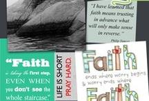 Faith / by Lark Lindley