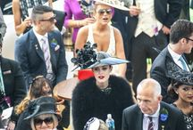 Racing and Fashion Fans / by FashionattheRaces