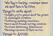 missionary / by Stephanie Biggs