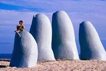 Destinations / by Cristina Casal