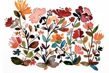 water colors / by Tami Horovitz