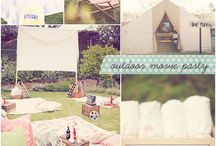 outdoor parties / by Andrea Davidson