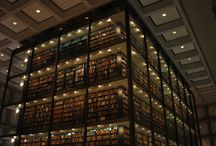 Books and Libraries / Monuments to the Written Word / by Jonathan Keck