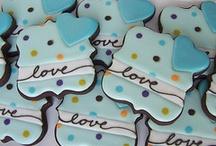 Cookie Ideas / by Amy Kobayashi