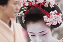 geisha / by Julie Kinworthy