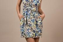 dresses / by Cara / Big Girls, Small Kitchen