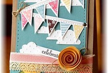stampin up cards / by Marlene Bashore