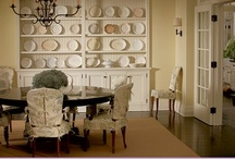home: dining room / Dining room decorations & furnishings / by Coordinately Yours by Julie Blanner