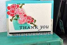 Papertrey Ink Cards 3!  / by Heather Beck