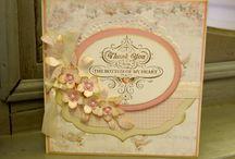 Cards/Ideas/SU~2 / by Patricia Carreon