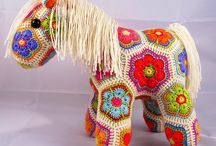 Crochet - Misc. Free Patterns-Pt. 8 / by Rozalyn Boggs