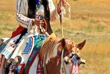 America Indians / by Carolyn Jarrett