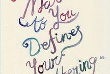 Quotes / by Laura Elizabeth