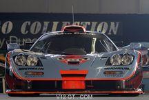 McLaren F1 GTR / by Satoru Nagayama