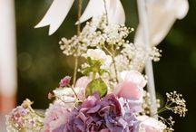 flower arrangements / by Vickie McQueen