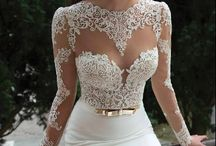 Wedding Dresses to Die For / Hundreds of dresses!! AHH! These are our favorites. / by iWedtv