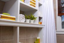 Bathroom Revap! / by Stacey Flouton