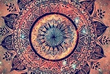 Mandalas, Circles and Spirals / by June Hutson