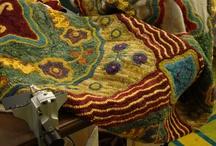 rug hooking / by Terri Kisselburg