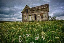Old  Forgotten Houses / by Sharon Johnson