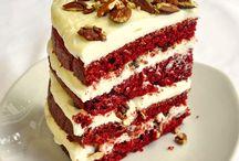 Good looking desserts!!!  / by Hannah Burkholder