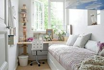 SWEET DREAM LUV / Bedrooms should be cozy, fluffy and opulent! / by Desiree Aaron