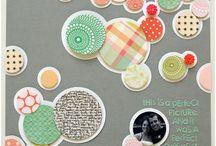 Scrapbook inspiration / by Amy Yingling