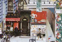 Collage/Art - Magazine, Photo Clippings / by Liz Zimbelman