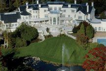 Dream Homes & Mansions / by Sean Branom