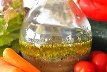 Healthy homemade condiments / by Aly Ho