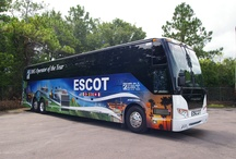 Cool Motorcoaches / by Group Tour Magazine