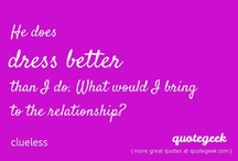 Relationships / by Quotegeek