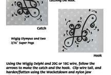Jewelry - Wig Jig Wire Designs / by Cindi Austin