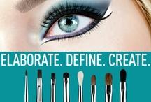 My favourite makeup brushes / by Renji Anooj