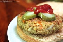 Healthy recipes / Quinoa patties / by Maralys Kulstad