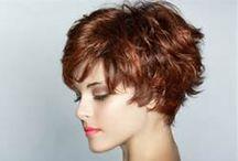 hair cuts / by Tanya Davidson- Doll