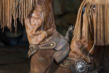 Rodeo & Western... / Paying homage to my roots - ranching and rodeoing! / by Kimmy Clark