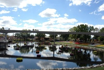 Epcot / by On the Go in MCO