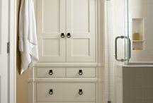 Bathroom Ideas / by Kerrie Tatarka