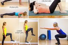Health/Fitness / by Leslie Jones
