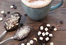 Hot Chocolate / by Emma Holman
