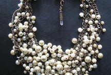 bijoux/perles  / by clausan