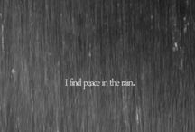 Rain / by Melinda Wilson