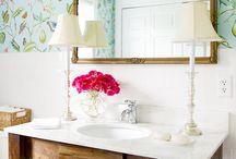 Bathrooms / by Carla