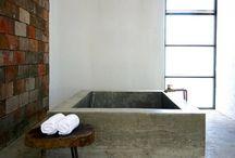 bathroom / by Treasure Frey