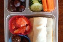PlanetBox Lunch Ideas! / by Melissa Gressel Gallegos