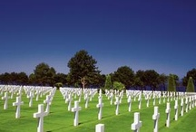 Military Cemeteries / by Coby Treadway